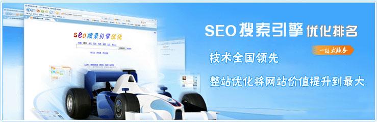 SEO搜索引擎排名